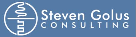 Steven Golus Consulting