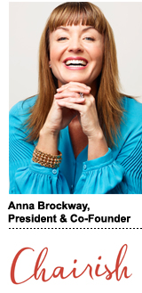 Anna Brockway, president & co-founder, Chairish