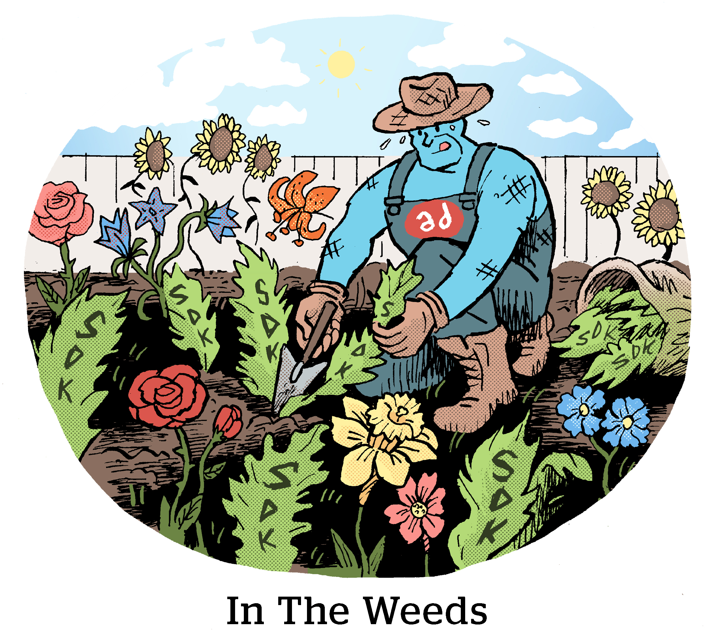 Comic: In The Weeds