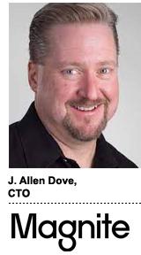 J. Allen Dove, CTO, Magnite