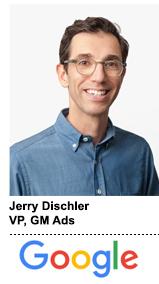 Jerry Dischler Google