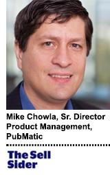 Mike Chowla PubMatic