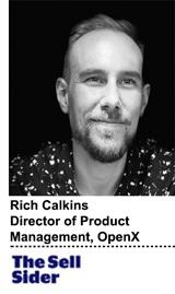 Rich Calkins OpenX
