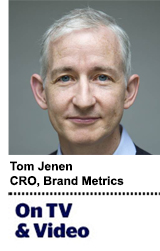 Tom Jenen Brand Metrics