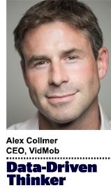 Alex Collmer, CEO, VidMob