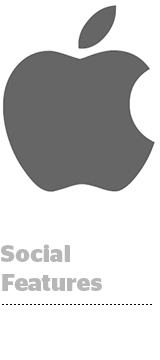 AppleSocial TALL Apple Takes On Facebook; Snowflake Issues Challenge To Walled Gardens   AdExchanger