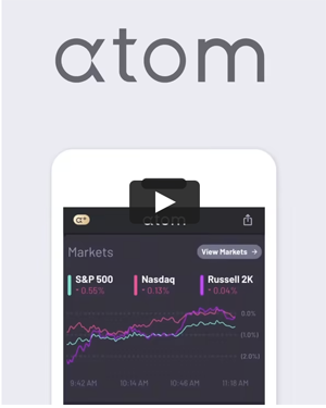 Atom used VidMob to figure out which specific aspects of its videos could be tweaked in order to make its raison d'etre clearer and increase in-app engagement.