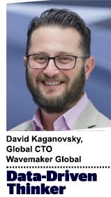 David Kaganovsky, Global Chief Technology Officer, Wavemaker Global