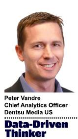 Peter Vandre Chief Analytics Officer