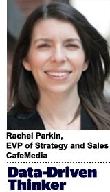 Rachel Parkin CafeMedia