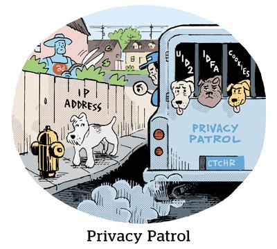 Comic: Privacy Patrol