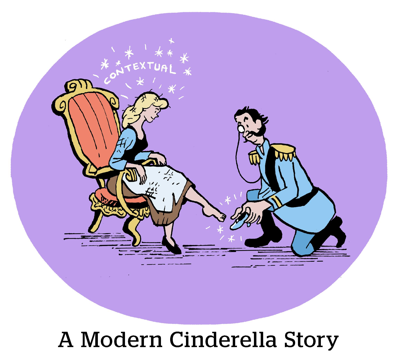 Comic: A Modern Cinderella Story