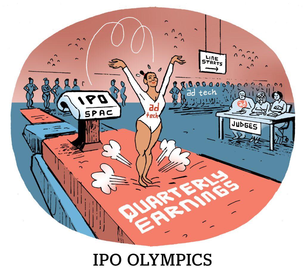 Ad Tech IPO Olympics