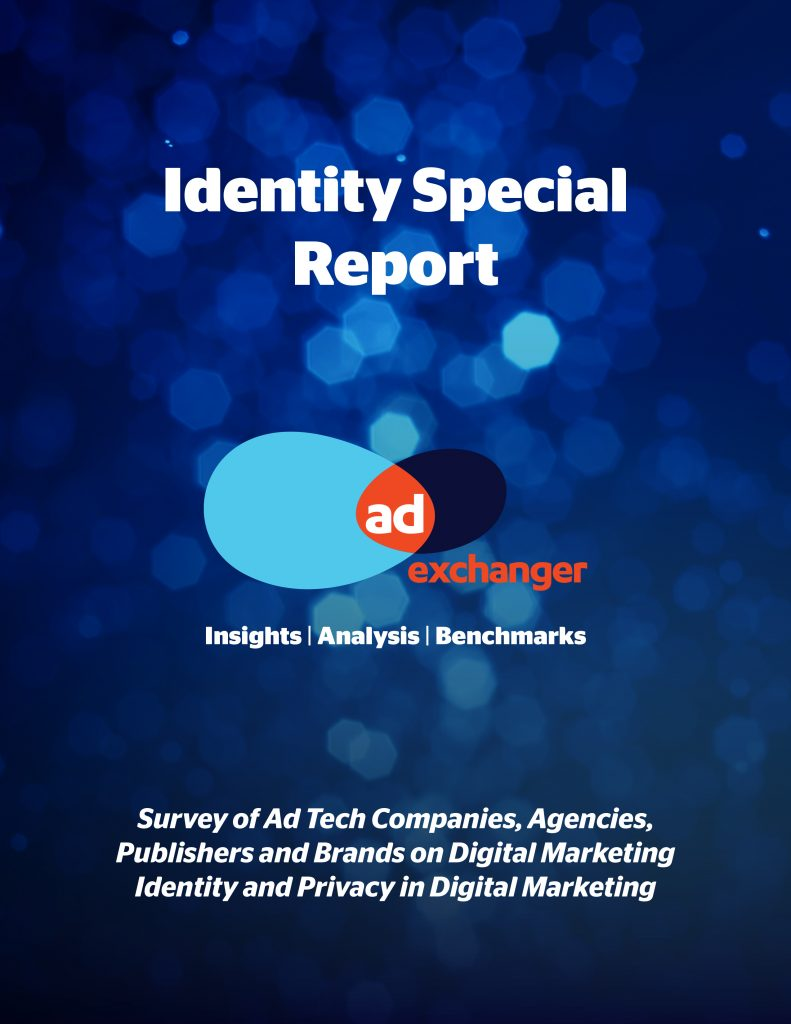 Identity Special Report