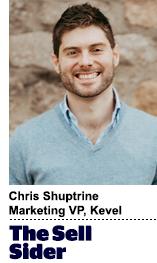 Chris Shuptrine Kevel