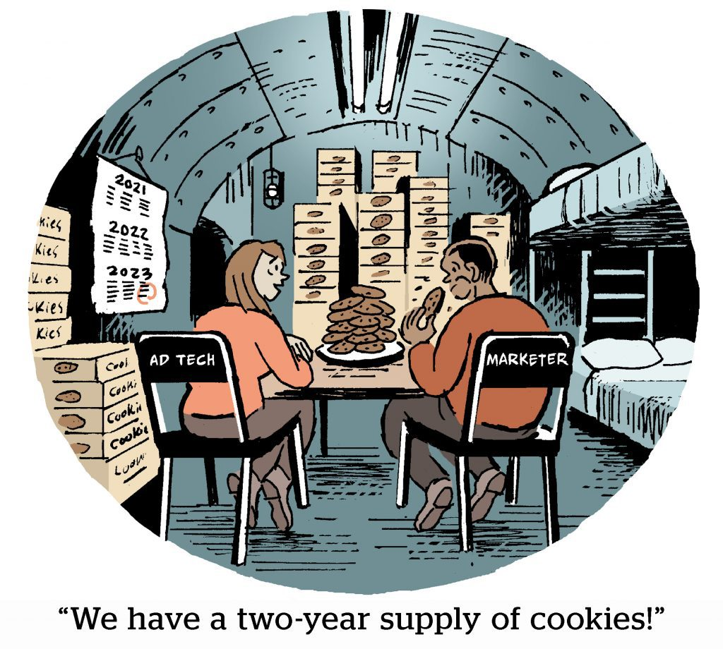 Google third-party cookie deadline