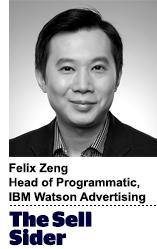 Felix Zeng IBM Watson Advertising