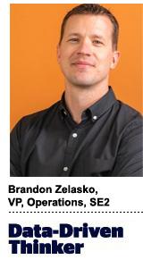 Brandon Zelasko, VP of operations at SE2