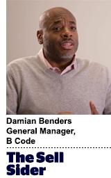 Damian Benders GM B Code