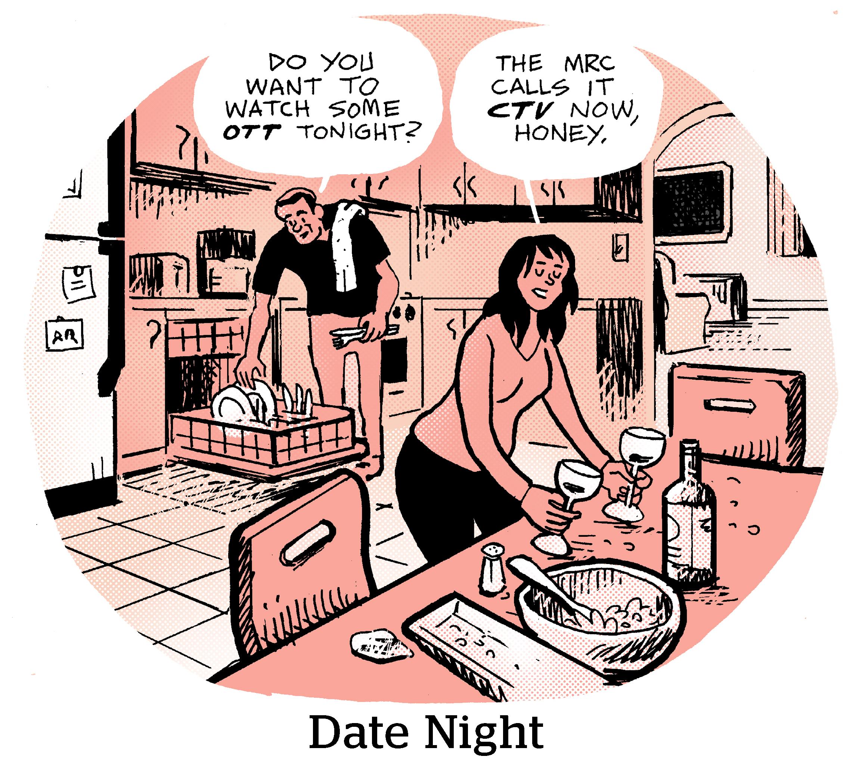 Comic: Date Night