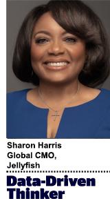 Sharon Harris CMO Jellyfish