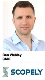 Ben Webley, CMO, Scopely