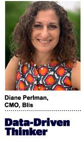 Diane Perlman, CMO, Blis