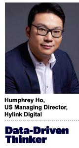 Humphrey Ho, US managing director, Hylink Digital