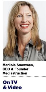 Marilois Snowman, CEO and founder, Mediastruction